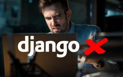 Top 5 Mistakes – Django Developers should avoid